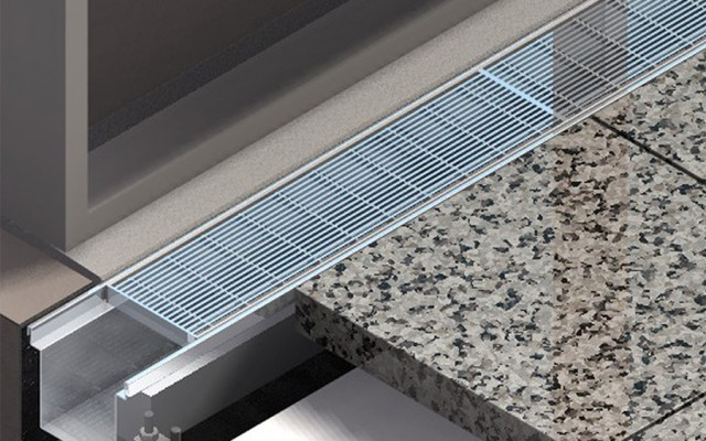 Stainless Steel Drainage Grating For Drainage Channels